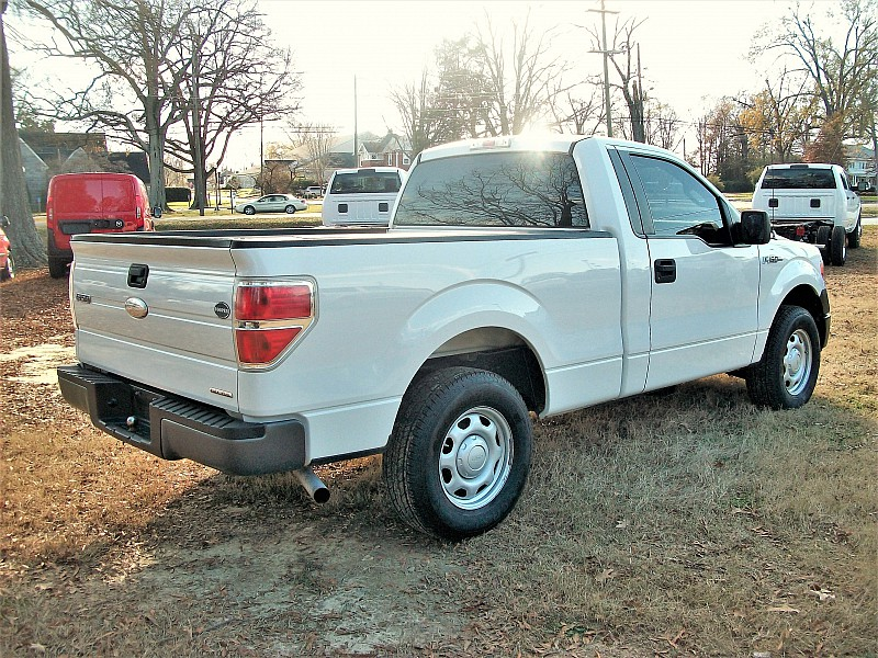 2011 F-150 Regular Cab 4x2,  Pickup #40118 - photo 5
