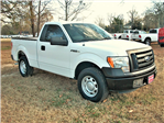 2011 F-150 Regular Cab 4x2,  Pickup #40118 - photo 13