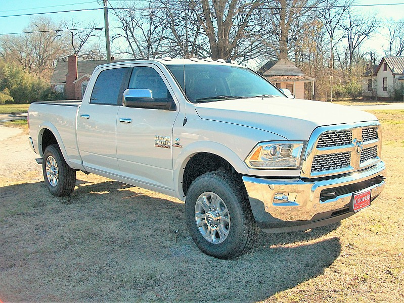 2018 Ram 3500 Crew Cab 4x4,  Pickup #429455 - photo 22