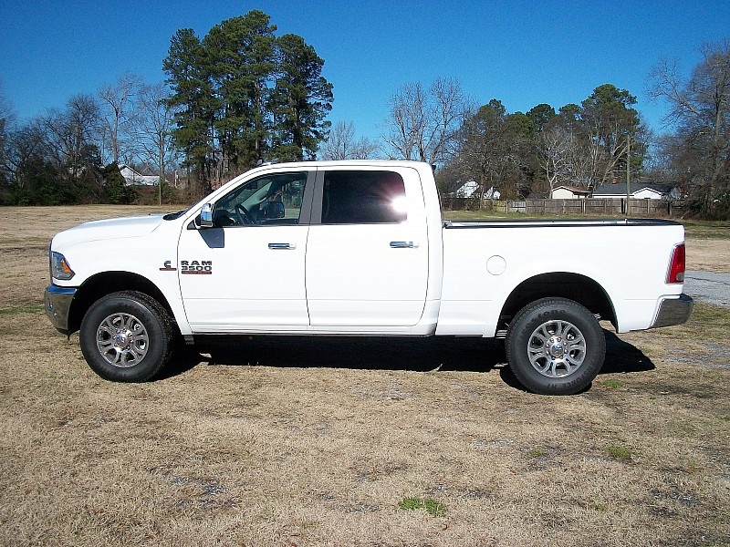 2018 Ram 3500 Crew Cab 4x4,  Pickup #429455 - photo 23
