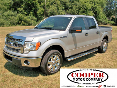 2013 F-150 SuperCrew Cab 4x2,  Pickup #46760 - photo 1