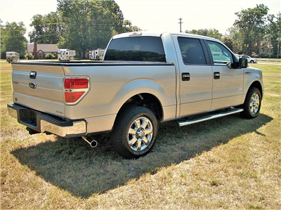 2013 F-150 SuperCrew Cab 4x2,  Pickup #46760 - photo 3