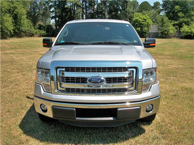 2013 F-150 SuperCrew Cab 4x2,  Pickup #46760 - photo 8