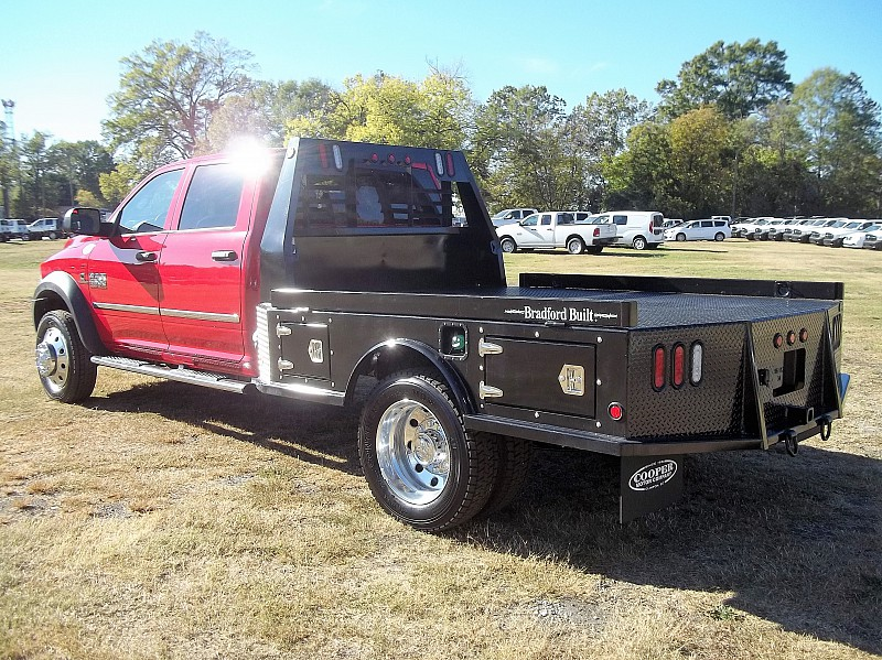 2017 Ram 4500 Crew Cab DRW 4x4, Hauler Body #504545 - photo 2