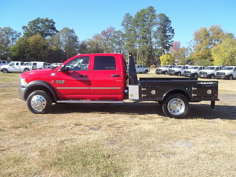 2017 Ram 4500 Crew Cab DRW 4x4, Hauler Body #504545 - photo 20