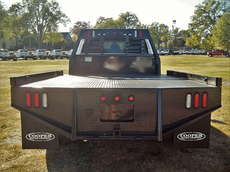 2017 Ram 4500 Crew Cab DRW 4x4, Hauler Body #504546 - photo 9