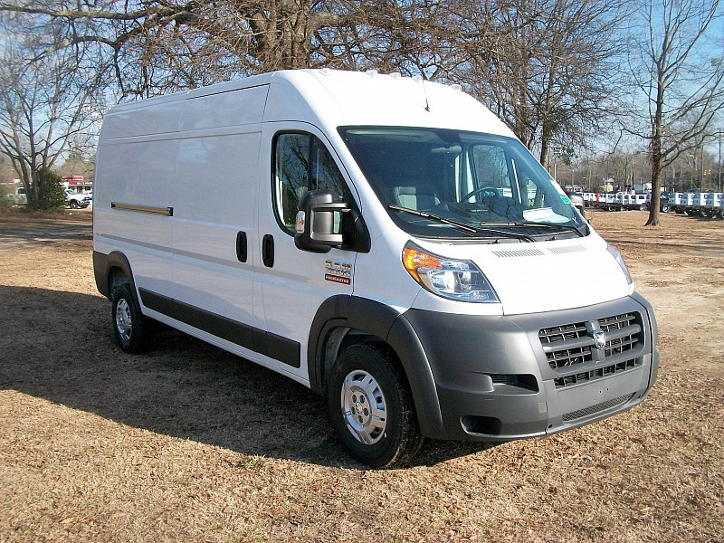 2017 ProMaster 2500 High Roof, Cargo Van #514270 - photo 15