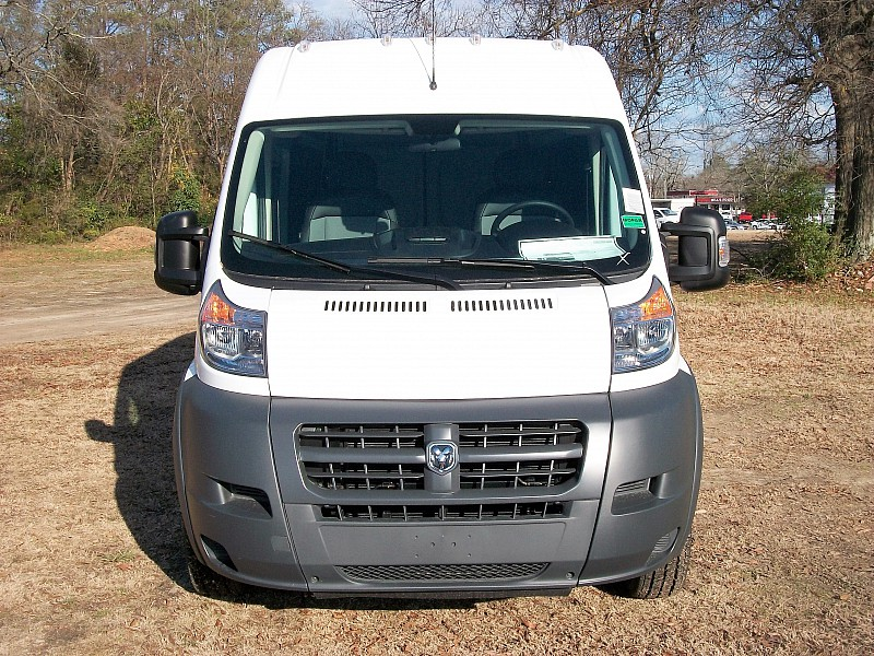 2017 ProMaster 2500 High Roof, Cargo Van #514270 - photo 30