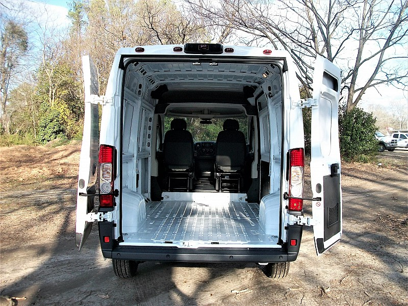 2017 ProMaster 2500 High Roof, Cargo Van #521107 - photo 8
