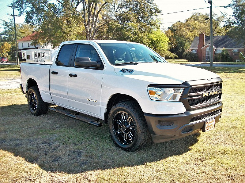 2019 Ram 1500 Quad Cab 4x4,  Pickup #530078 - photo 18