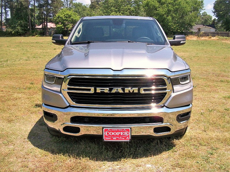 2019 Ram 1500 Crew Cab 4x4, Pickup #532319 - photo 39