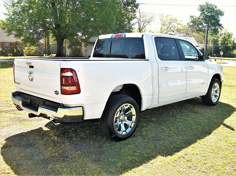 2019 Ram 1500 Crew Cab 4x4,  Pickup #532320 - photo 10