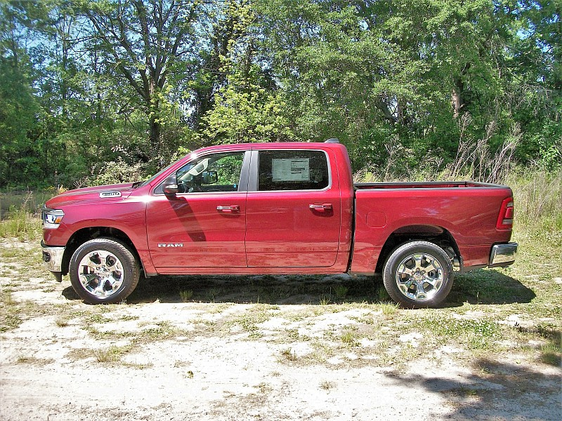 2019 Ram 1500 Crew Cab 4x4,  Pickup #532321 - photo 20