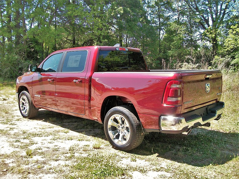 2019 Ram 1500 Crew Cab 4x4,  Pickup #532321 - photo 2