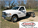 2017 Ram 3500 Regular Cab DRW, Cab Chassis #536321 - photo 1