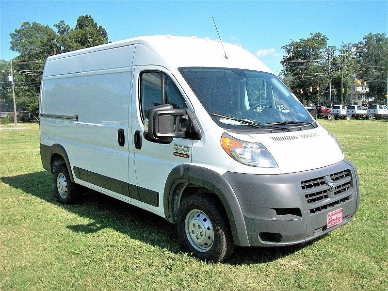 2017 ProMaster 1500 High Roof, Cargo Van #538967 - photo 17