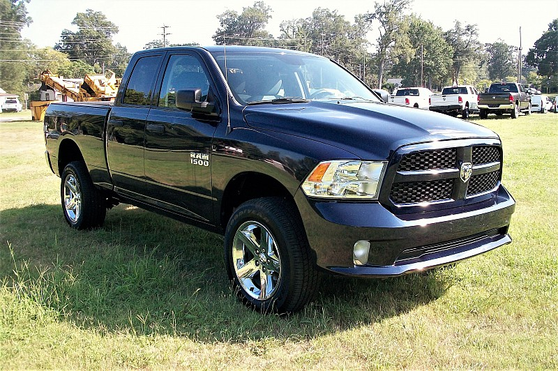 2013 Ram 1500 Quad Cab 4x4 Pickup #540127 - photo 17