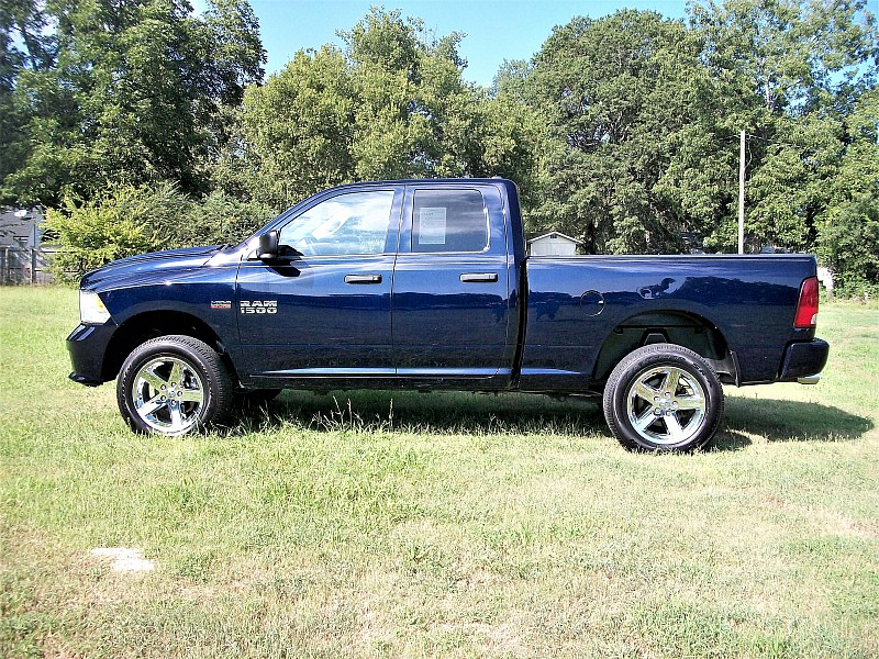 2013 Ram 1500 Quad Cab 4x4 Pickup #540127 - photo 18