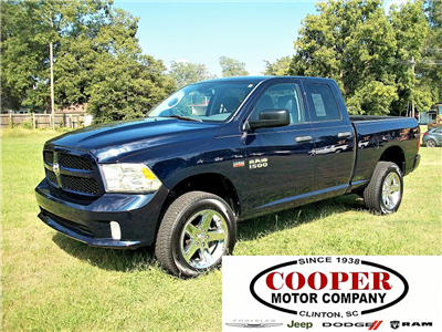 2013 Ram 1500 Quad Cab 4x4 Pickup #540127 - photo 1