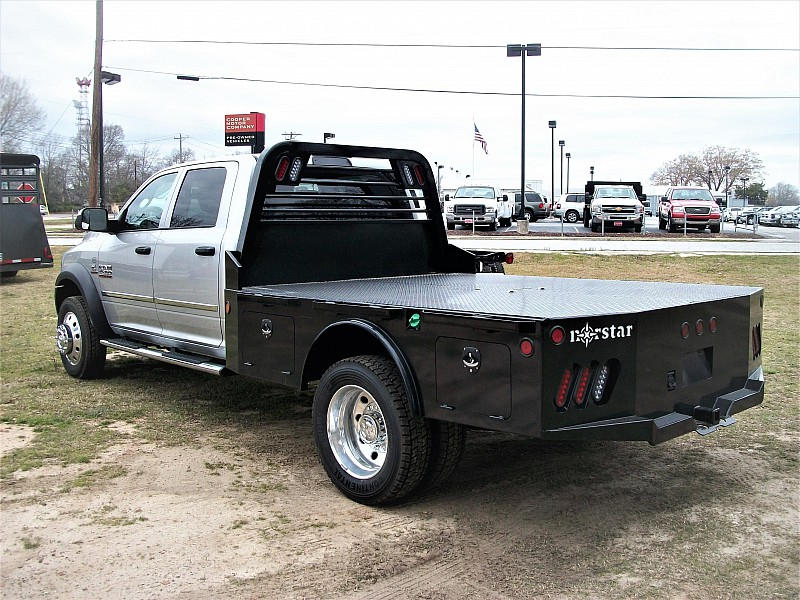 2017 Ram 4500 Crew Cab DRW 4x4, Platform Body #548103 - photo 2