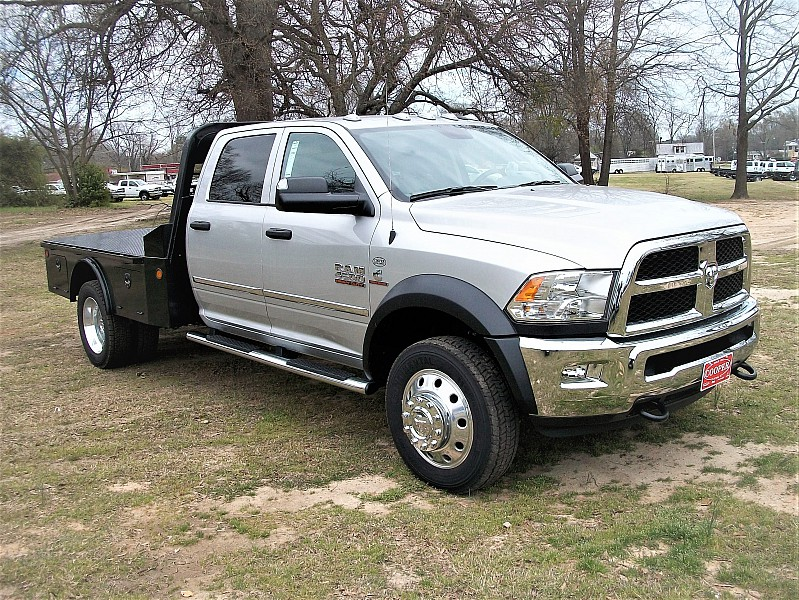 2017 Ram 4500 Crew Cab DRW 4x4, Platform Body #548103 - photo 21