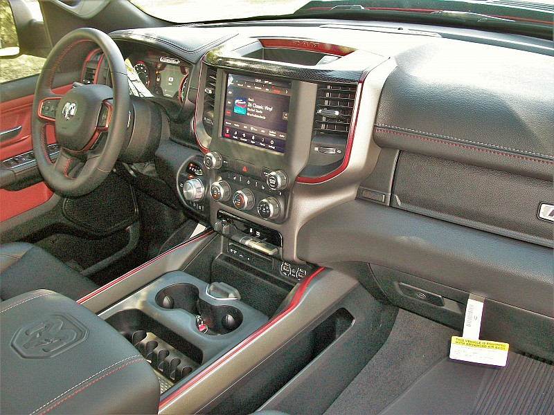 2019 Ram 1500 Crew Cab 4x4,  Pickup #556599 - photo 20