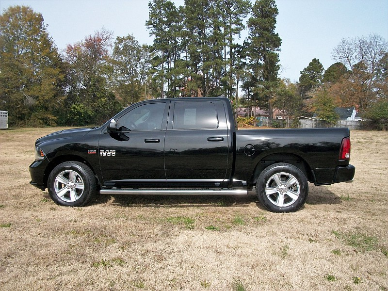 2015 Ram 1500 Crew Cab 4x4,  Pickup #557654 - photo 22