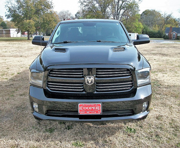 2015 Ram 1500 Crew Cab 4x4,  Pickup #557654 - photo 47