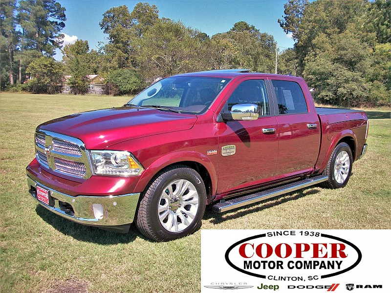 2017 Ram 1500 Crew Cab 4x4,  Pickup #564545 - photo 1