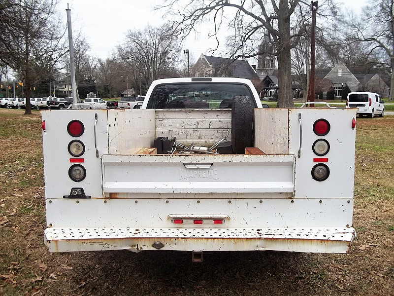 2005 F-350 Crew Cab DRW, Service Body #58011 - photo 10