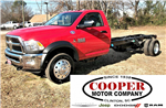 2017 Ram 5500 Regular Cab DRW 4x2,  Cab Chassis #591465 - photo 1