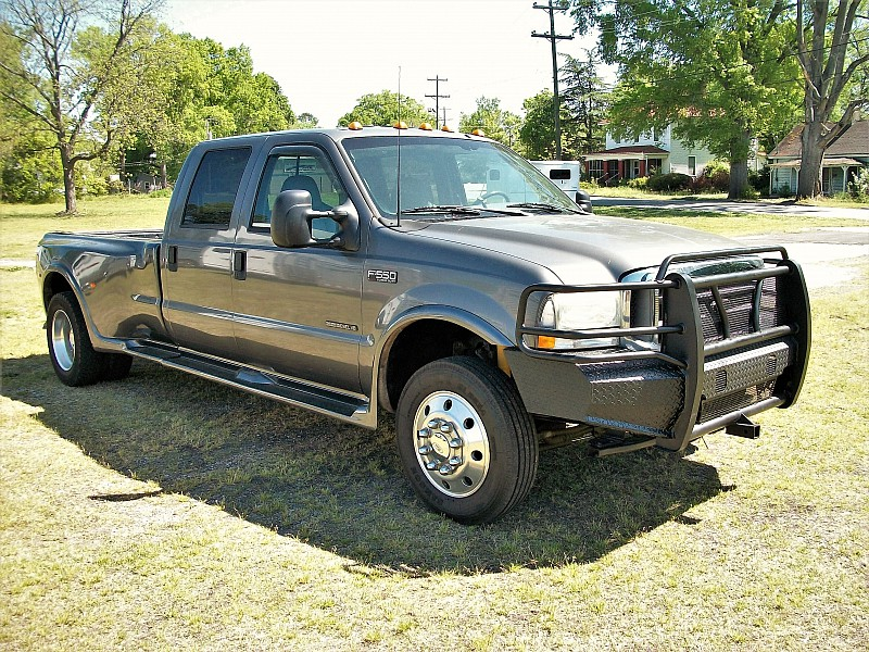2003 F-550 Crew Cab DRW 4x2,  Cab Chassis #6011 - photo 6