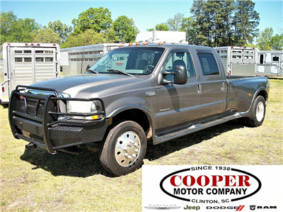 2003 F-550 Crew Cab DRW 4x2,  Cab Chassis #6011 - photo 1
