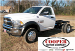 2017 Ram 4500 Regular Cab DRW, Cab Chassis #604291 - photo 1