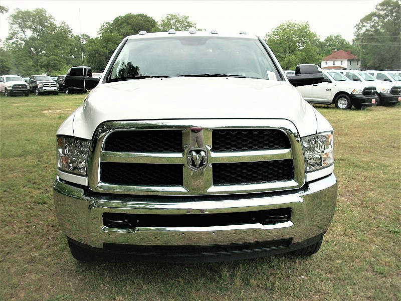 2017 Ram 3500 Crew Cab DRW 4x4, Platform Body #610017 - photo 37