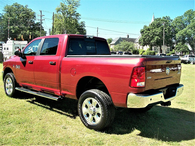 2015 Ram 2500 Crew Cab 4x4, Pickup #614463 - photo 2