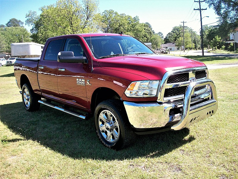 2015 Ram 2500 Crew Cab 4x4, Pickup #614463 - photo 27