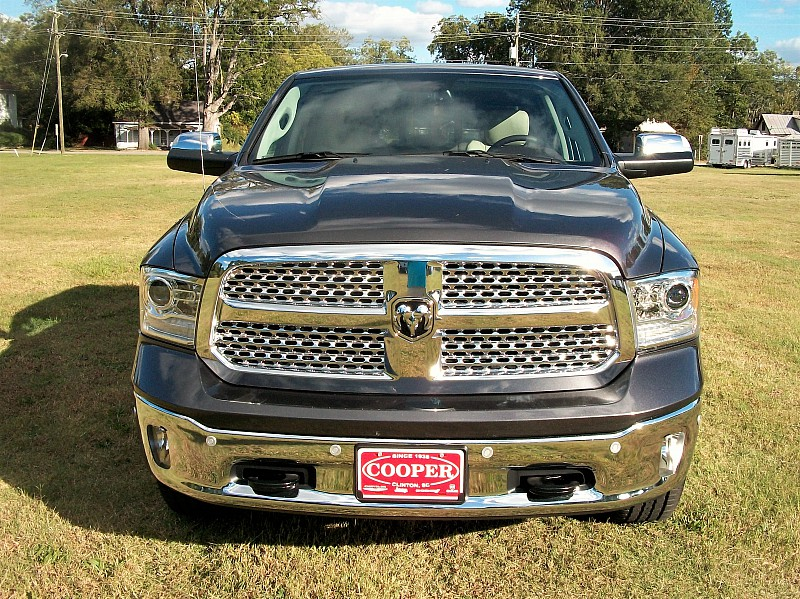 2017 Ram 1500 Crew Cab 4x4 Pickup #614650 - photo 46