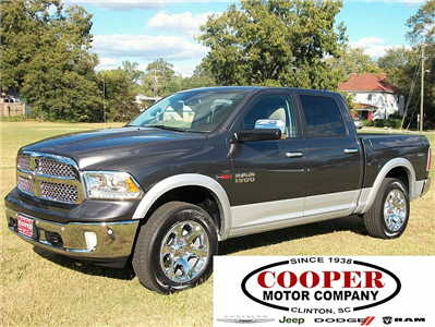2017 Ram 1500 Crew Cab 4x4 Pickup #614650 - photo 1