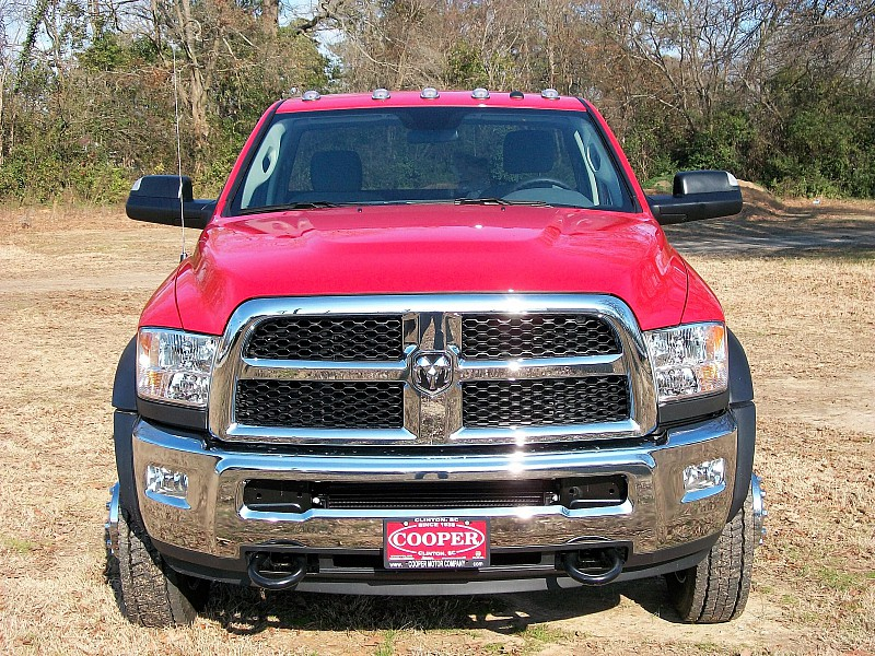 2017 Ram 5500 Regular Cab DRW, Cab Chassis #622151 - photo 26