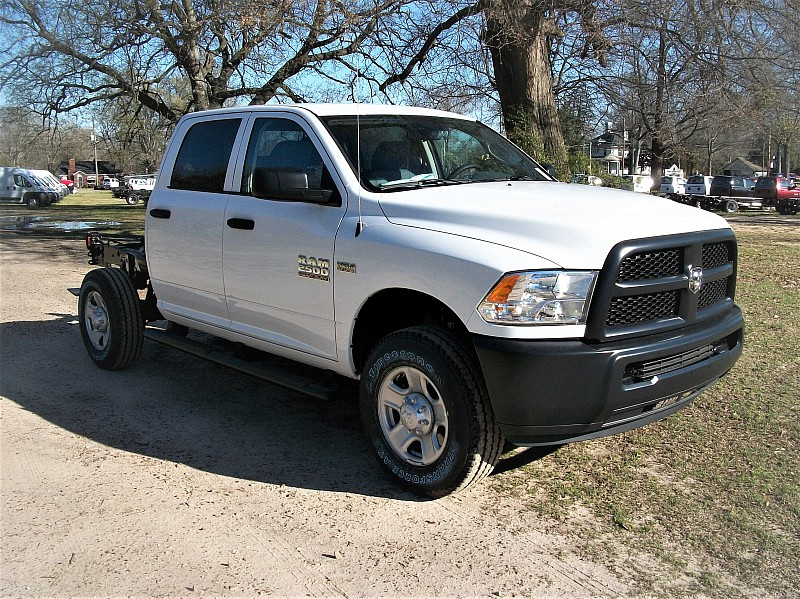 2017 Ram 2500 Crew Cab 4x4, Cab Chassis #632652 - photo 17