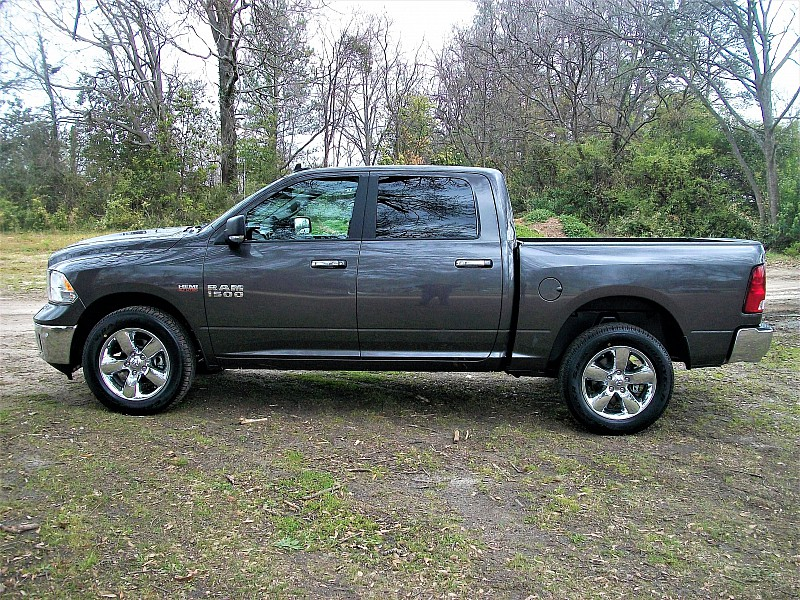 2017 Ram 1500 Crew Cab 4x4, Pickup #633393 - photo 20