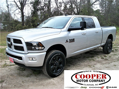 2017 Ram 2500 Mega Cab 4x4, Pickup #639102 - photo 1