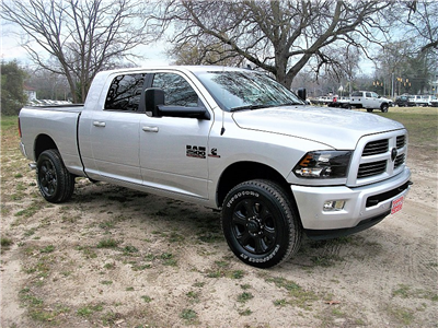 2017 Ram 2500 Mega Cab 4x4, Pickup #639102 - photo 21