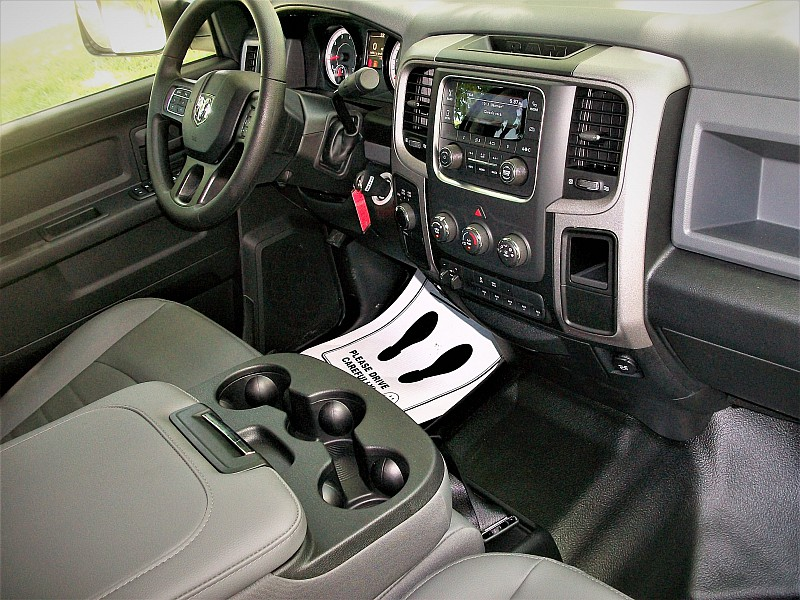 2017 Ram 2500 Crew Cab 4x4, Service Body #653391 - photo 20