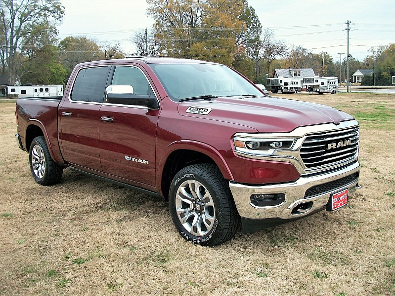 2019 Ram 1500 Crew Cab 4x4,  Pickup #669327 - photo 26