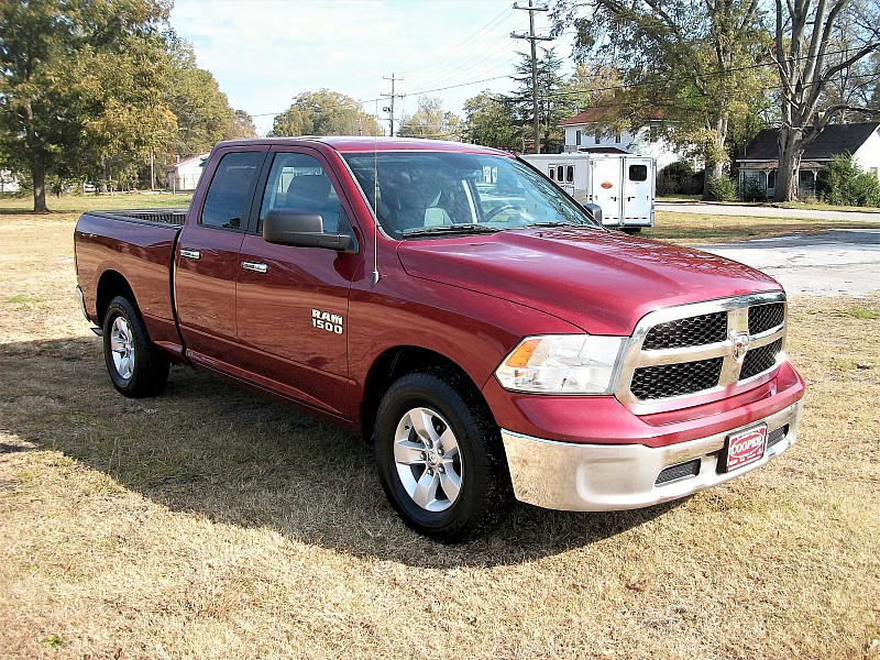 2015 Ram 1500 Quad Cab 4x2,  Pickup #674655 - photo 17