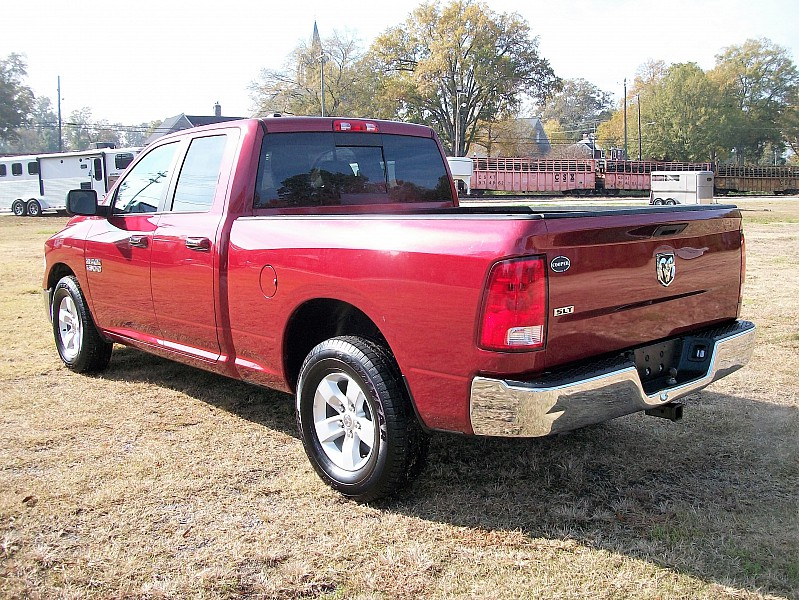 2015 Ram 1500 Quad Cab 4x2,  Pickup #674655 - photo 2