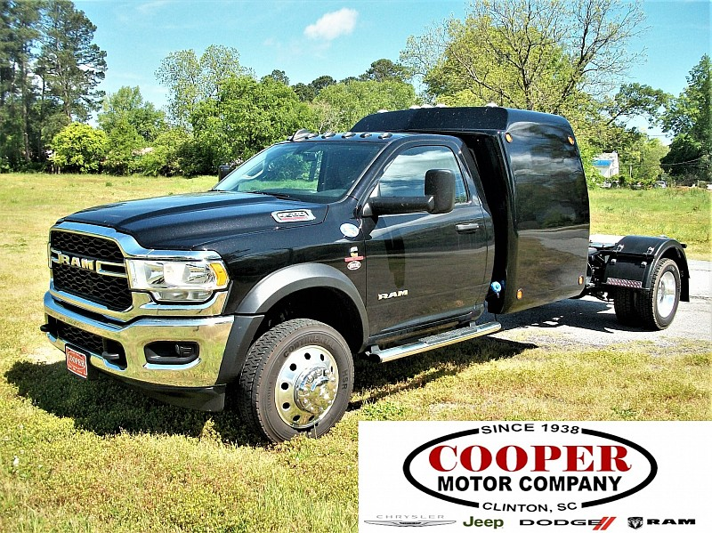 2019 Ram 4500 Regular Cab DRW 4x4, Cab Chassis #690430 - photo 1
