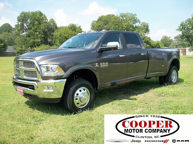 2017 Ram 3500 Crew Cab DRW 4x4 Pickup #729958 - photo 1
